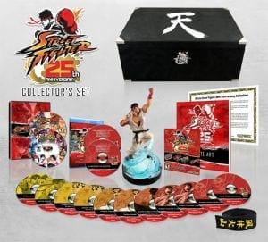 Game Street Fighter ganha BOX comemorativo aos seus 25 anos