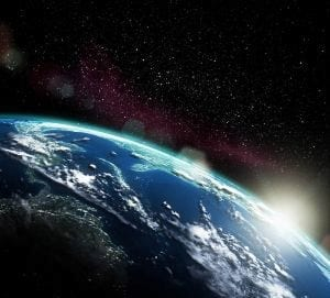 Pequeno asteroide passa muito próximo da Terra