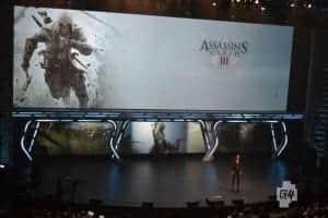Ubisoft apresenta seus novos games para o Nintendo Wii U na E3 2012