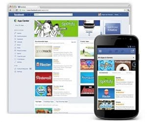 Facebook anuncia sua loja de aplicativos