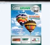 Criando Capa de Revista no Corel Draw - parte 1