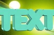 Photoshop: Tipográfia 3D - Aprenda a fazer textos em 3D