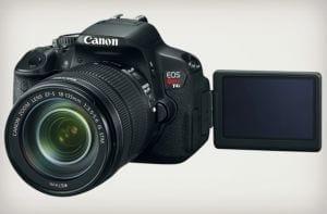 Canon anuncia a EOS Rebel T4i