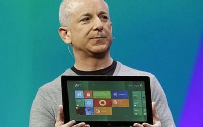 Microsoft prestes a lançar seu próprio tablet