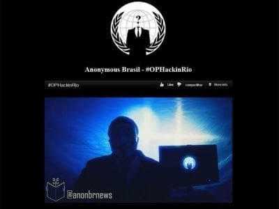 Site do Incra sofre ataque; Anonymous assume a culpa