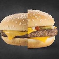 McDonald's explica diferença de foto de propaganda do seu sanduíche com o real