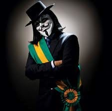 Anonymous invade sites pelo segundo dia consecutivo