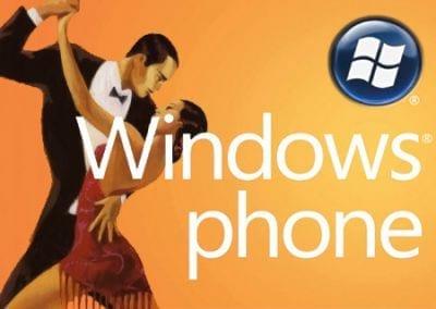 Windows Phone Tango já está disponível
