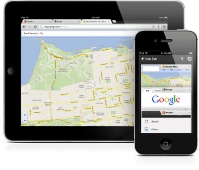 Google informa, o Chrome já pode ser instalado no seu iPhone e iPad