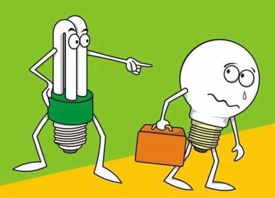 Brasil começa a banir a comercialização e fabricação de lâmpadas incandescentes