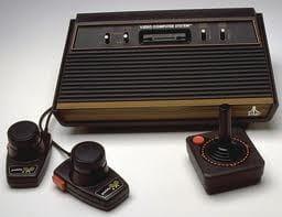 Atari 2600 completa 35 anos!