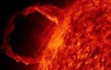 O que é uma tempestade solar?