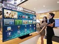 Já está nas lojas da Coreia do Sul a TV de 72 polegadas da Samsung