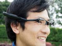 Olympus anuncia o primeiro concorrente para o Google Glass