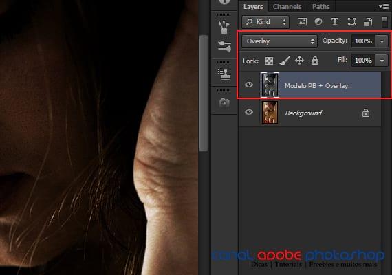 Crie um efeito artístico em fotografias