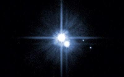 Quinta lua de Plutão é descoberta