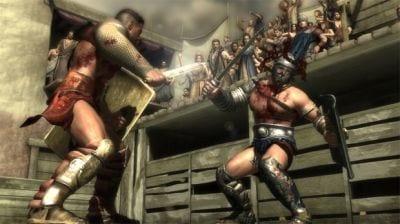Seriado Spartacus vira game para as plataformas PS3 e XBox 360