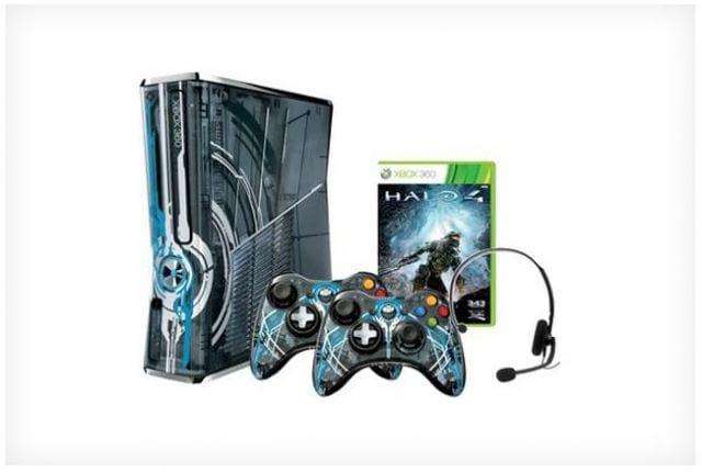 XBox 360 Halo 4: a versão especial do console para o game