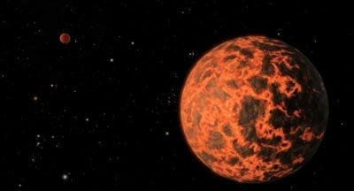 Telescópio encontra planeta a 33 anos-luz da Terra