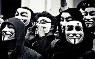 Coluna Anonymous #2
