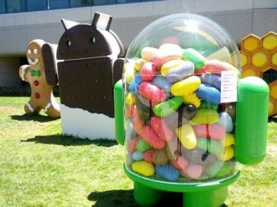 Google libera SDK para o Android 4.1 Jelly Bean