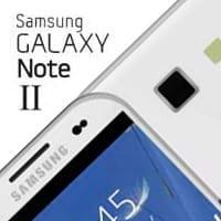 Galaxy Note II da Samsung poderá ser lançado em breve