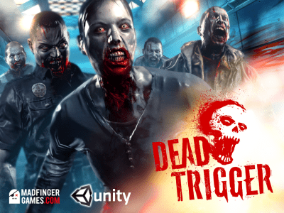 Game Dead Trigger, passa a ser gratuito para o Android por causa da pirataria
