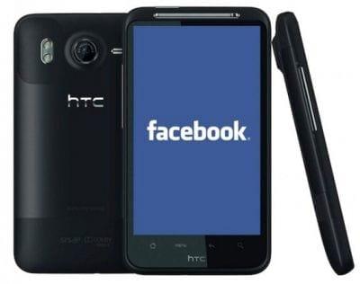 Facebook lançará smartphone no ano que vem