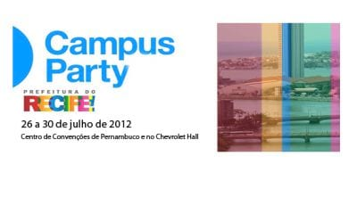 Dificuldade de conex�o marca in�cio da Campus Party