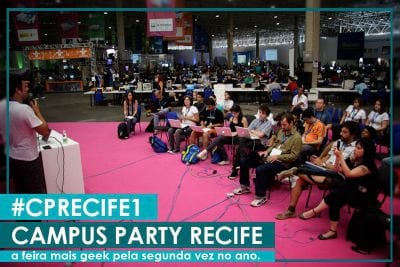 Terminou neste domingo a edi��o especial da Campus Party Recife