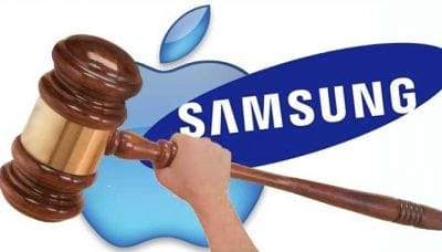 Caso entre Apple e Samsung agita os tribunais