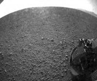 Curiosity segue sua expedição em Marte