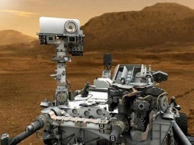 NASA divulga primeiras imagens da missão Curiosity