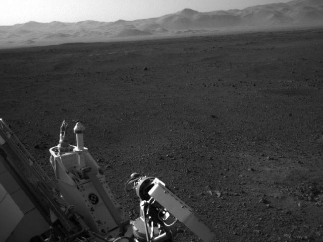 Projeto Marte começará em 2023