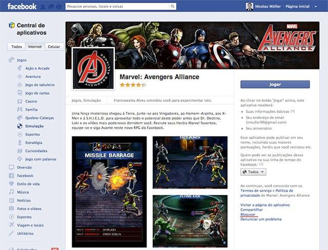 Como bloquear notificações de aplicativos e jogos no Facebook?