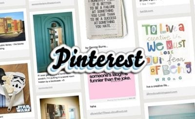 Pinterest conta agora com aplicativos para Android e iPad