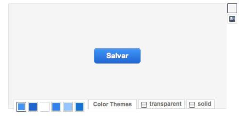 CSS: Desenvolvimento rápido de botões sem imagem