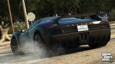 A Rockstar divulga novas informações de GTA 5