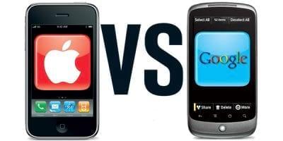 Google quer que produtos da Apple sejam liquidados dos EUA
