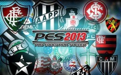 Konami confirma presença do Campeonato Brasileiro no PES 2013