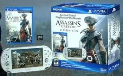 Sony exibe trailer do game Assassin's Creed 3 Liberation, versão exclusiva para o PS Vita