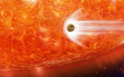 Terra poderá ter o mesmo fim que planeta que foi engolido por estrelas