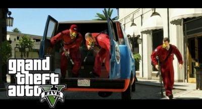Novas informações são divulgadas do game GTA 5