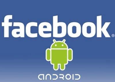 Funcionários do Facebook são obrigados a usar Android