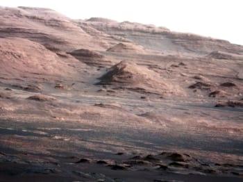 Curiosity transmite mensagem de voz de Marte