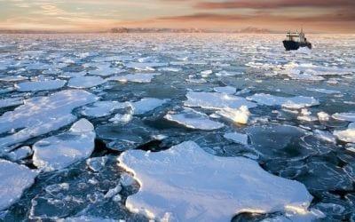 NASA informa que até 2050 o gelo Ártico poderá desaparecer
