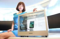 Samsung cria novos displays transparentes
