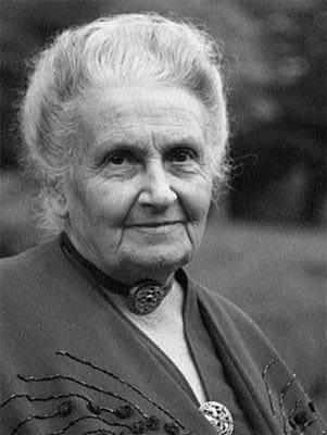 Maria Montessori é a homenageada da vez pelo Google