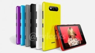 Lumia 820 terá Windows Phone 8 e tela de 4,3 polegadas