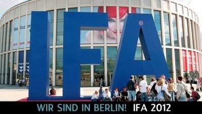IFA 2012 surpreende a cada dia com suas novidades no mundo eletrônico